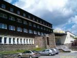 hotel Churáňov v Zadově