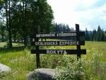 informační středisko a geologická expozice Rokyta