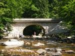 kamenný most přes Divokou Orlici v přírodní rezervaci Zemská brána - (c) Jindřich Sienczak
